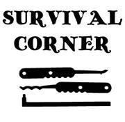 ALS lock pick; Survival Corner
