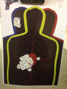 After 3 months 30-10 pistol training program Kelly Alwood