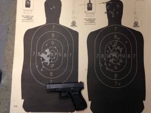 After 6 Weeks 30-10 pistol training program Kelly Alwood