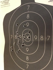 Before starting 30-10 pistol training program Kelly Alwood