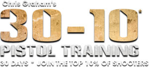 30-10 pistol training Alwood